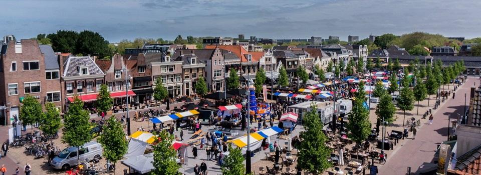 Opgewekt in Purmerend Markt 23-05-2015