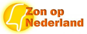 Zon op Nederland logo